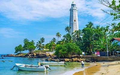 Destinations of Sri Lanka - Tour Itineraries