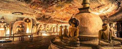 Experience Sri Lanka - Tour Itineraries