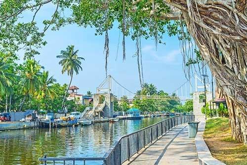 Explore Sri Lanka - Day 1 - Colombo – Negombo City Tour