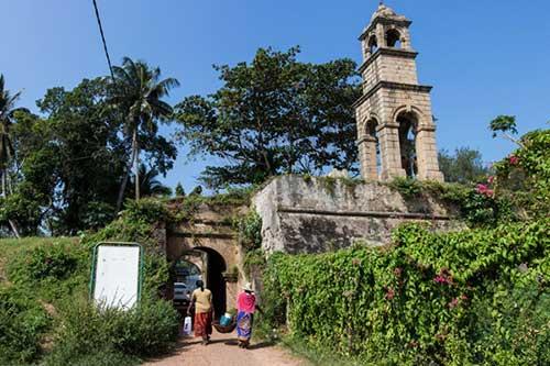 Explore Sri Lanka - Day 10 - Bentota – Galle – Bentota