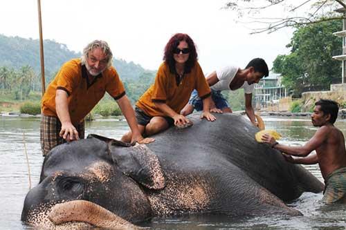 Explore Sri Lanka - Day 2 - Negombo – Anuradhapura