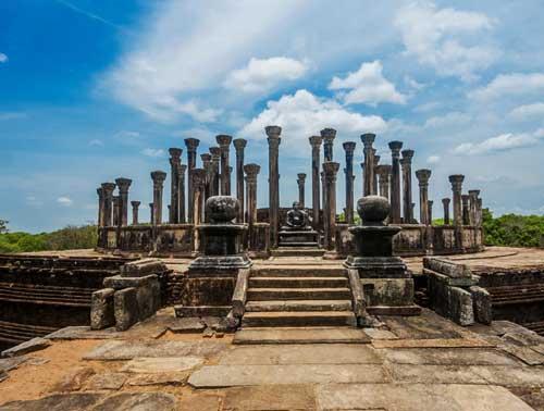 Heritage Sites in Sri Lanka
