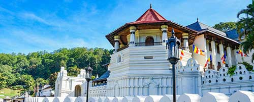 Highlights of Sri Lanka - Tour Itineraries