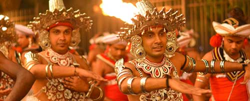 Kandy & Colombo Tour - Tour Itineraries