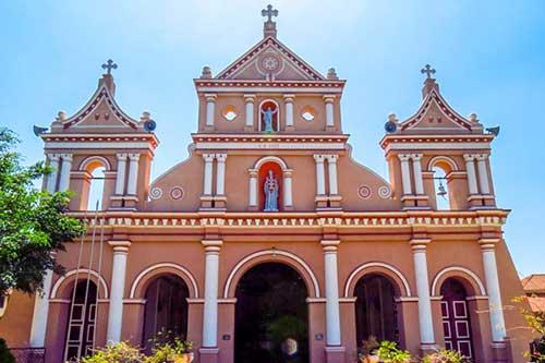 Treasures of Sri Lanka - Day 1 - Colombo – Negombo