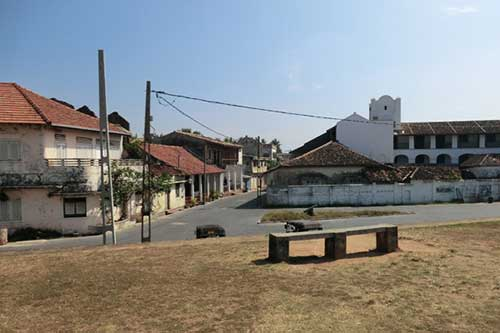 Treasures of Sri Lanka - Day 11 - Galle City Tour