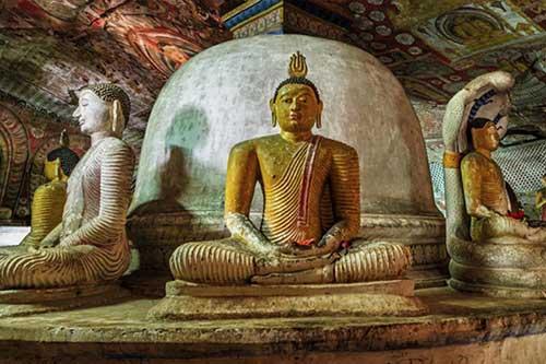 Treasures of Sri Lanka - Day 2 - Negombo – Dambulla